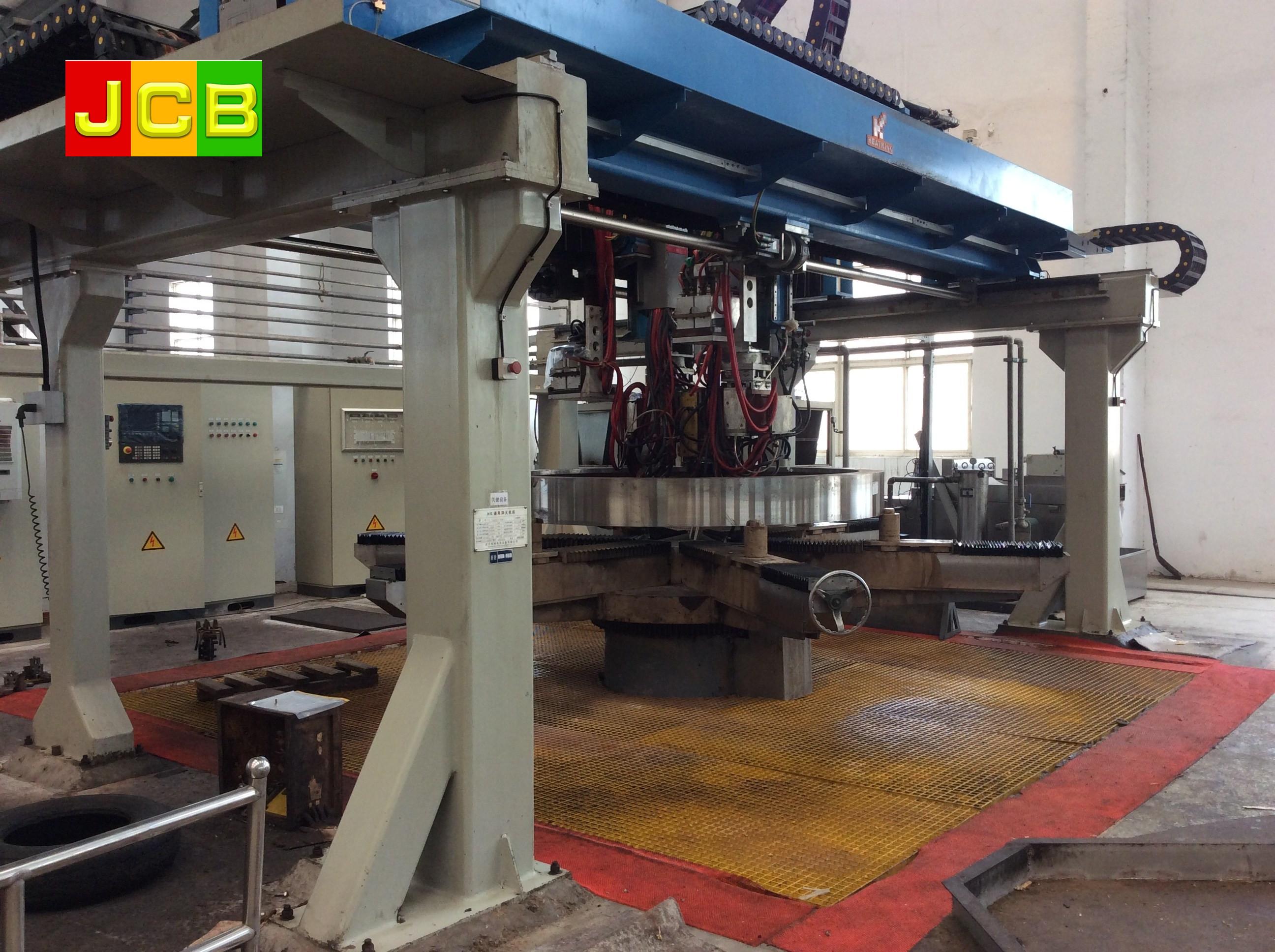 CNC-heattreatment-equipment